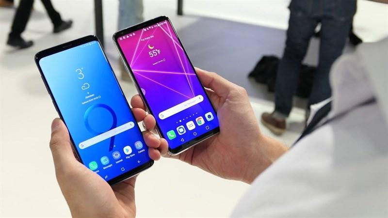 Samsung bán được hơn 1 triệu chiếc Galaxy S9 và S9+ tại Hàn Quốc hình 1
