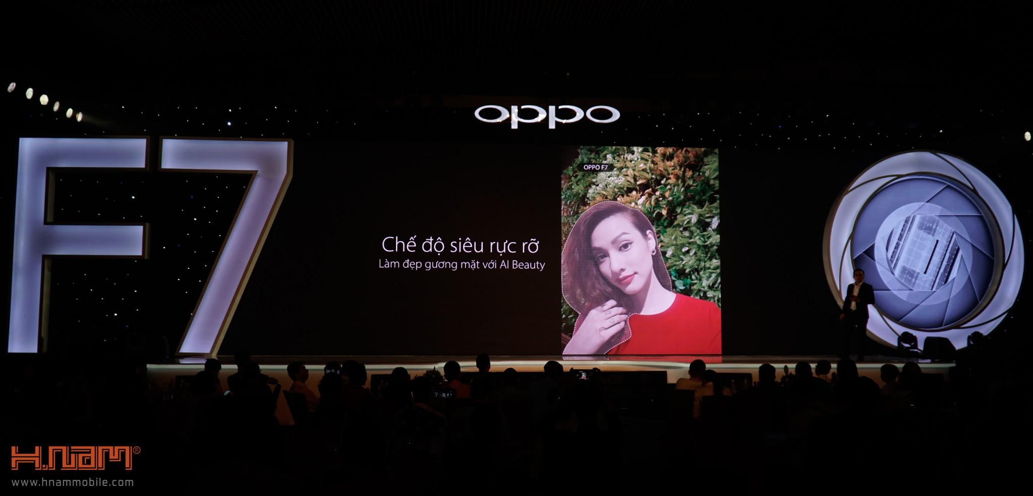 Oppo chính thức ra mắt Oppo F7 tai Việt Nam với giá bán cực kỳ hấp dẫn hình 8
