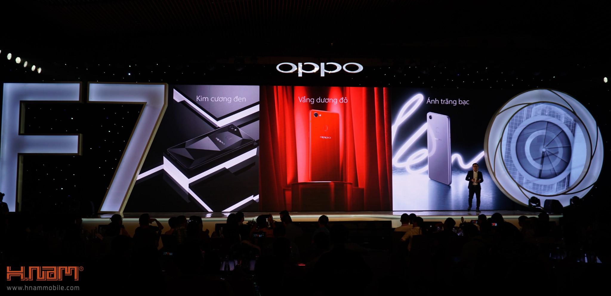 Oppo chính thức ra mắt Oppo F7 tai Việt Nam với giá bán cực kỳ hấp dẫn hình 9