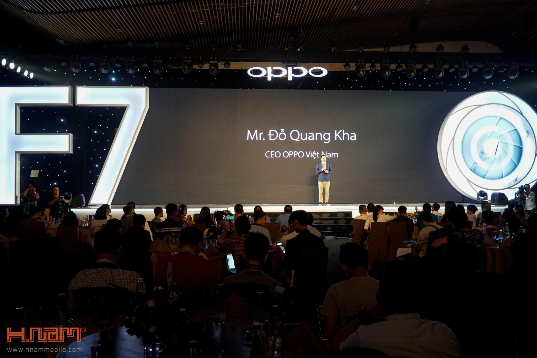 Oppo chính thức ra mắt Oppo F7 tai Việt Nam với giá bán cực kỳ hấp dẫn hình 3