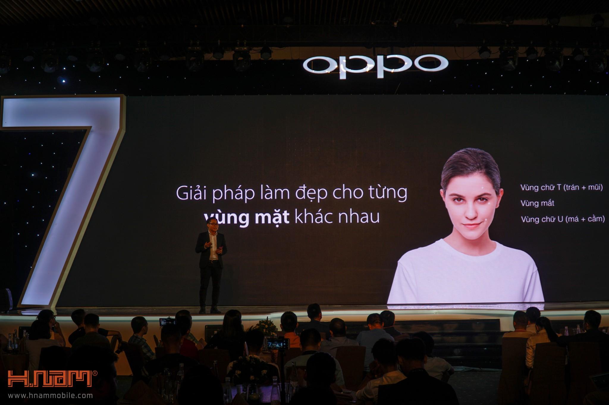 Oppo chính thức ra mắt Oppo F7 tai Việt Nam với giá bán cực kỳ hấp dẫn hình 5