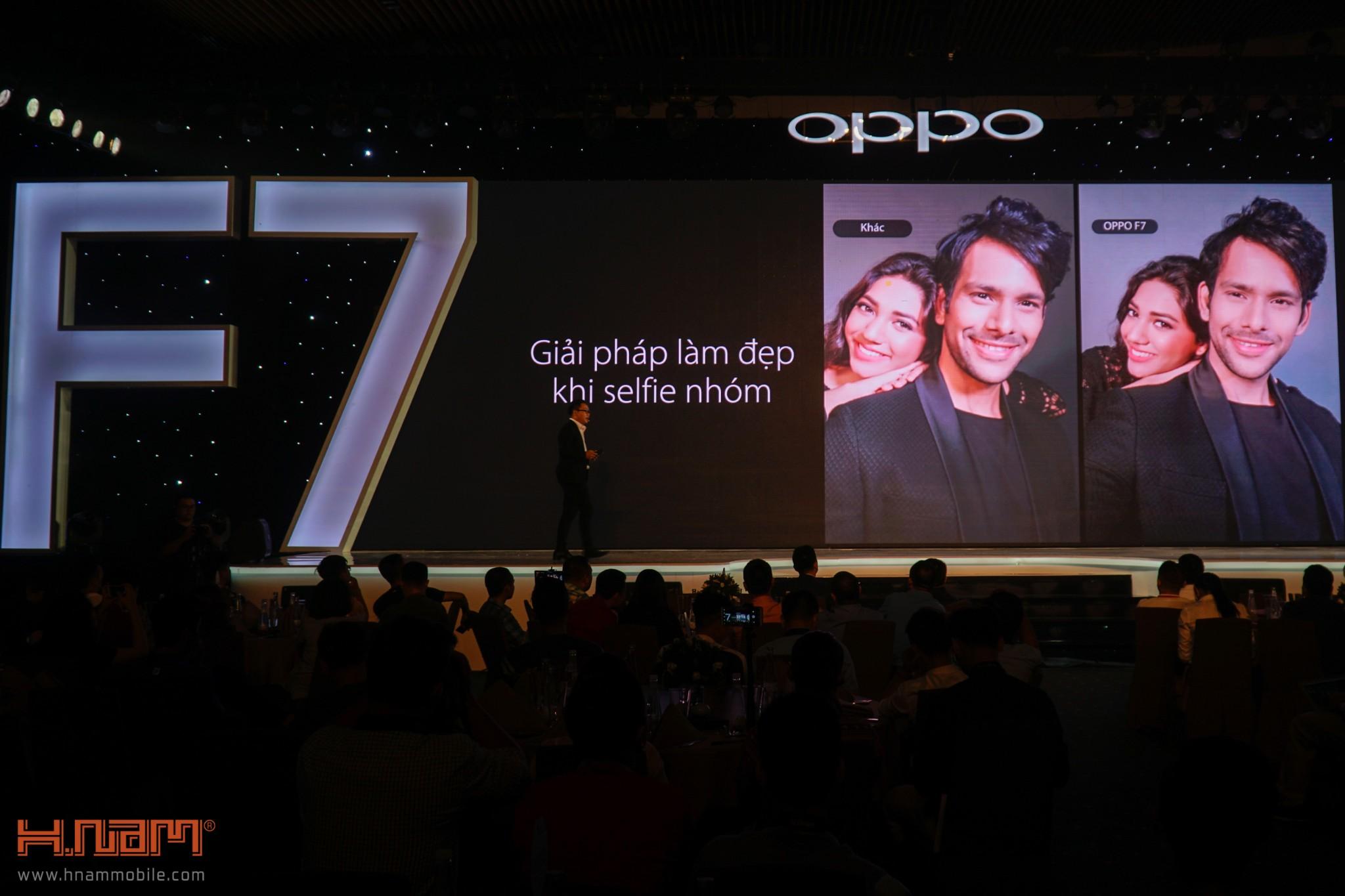 Oppo chính thức ra mắt Oppo F7 tai Việt Nam với giá bán cực kỳ hấp dẫn hình 6