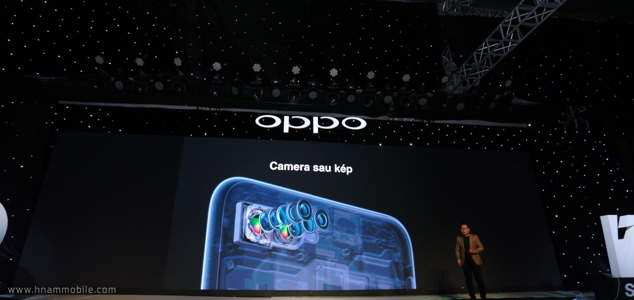 OPPO F9 ra mắt: Màn hình giọt nước, sạc nhanh VOOC, camera kép, giá 7.690.000 VNĐ hình 6