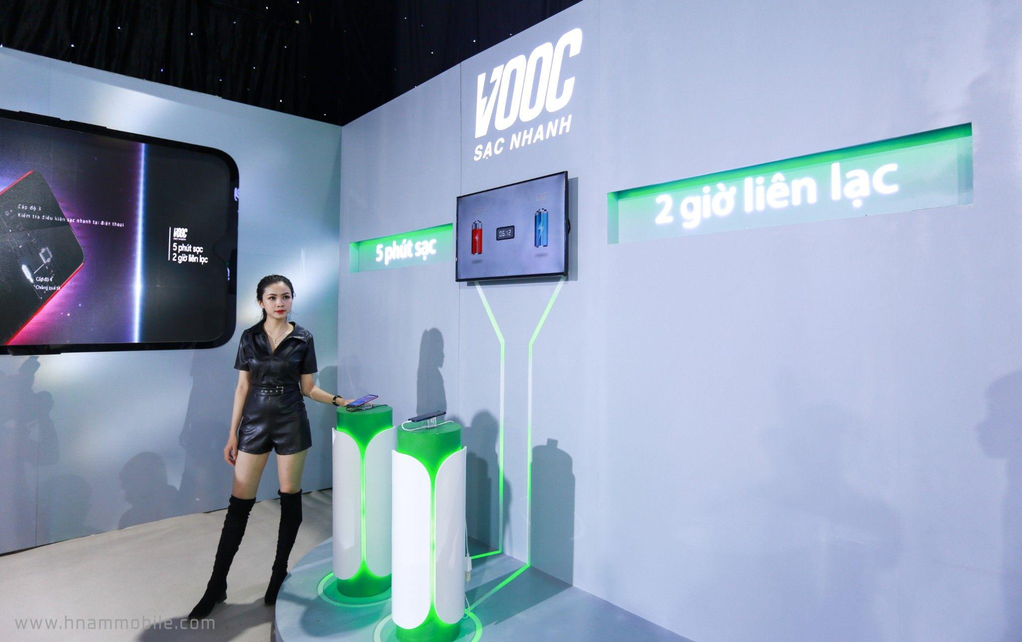 OPPO F9 ra mắt: Màn hình giọt nước, sạc nhanh VOOC, camera kép, giá 7.690.000 VNĐ hình 5