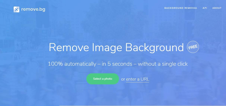 Cách xóa phông nền chưa bao giờ đơn giản nhờ trang web này hình 2