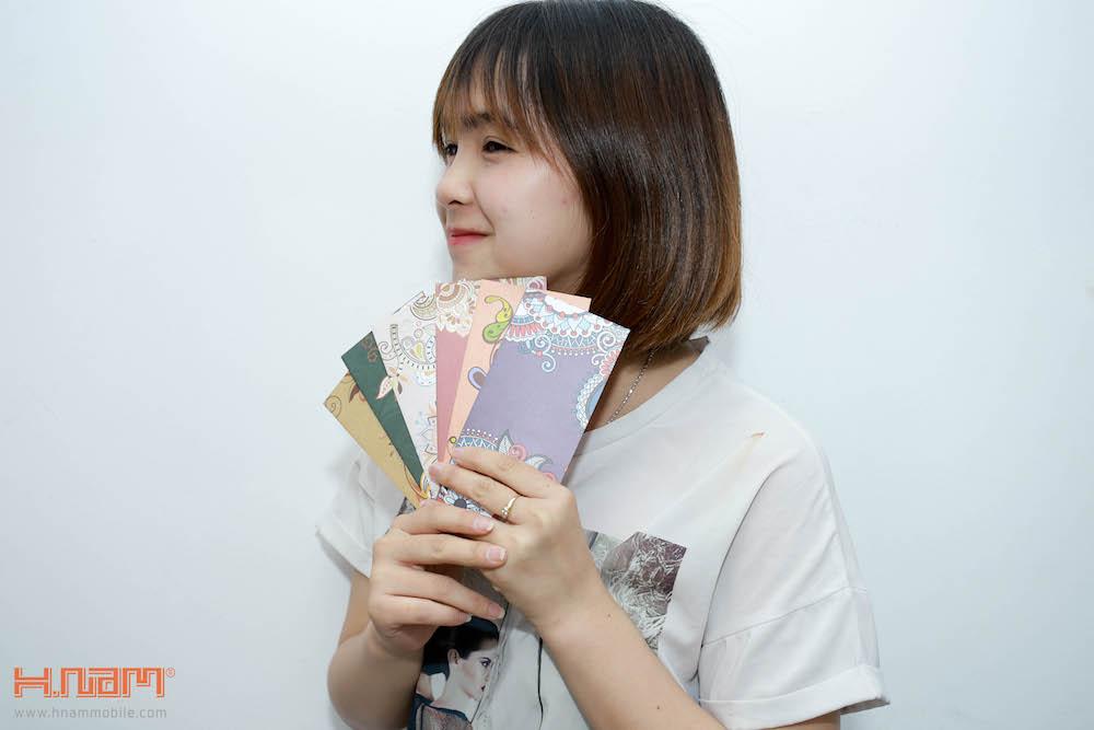 Đón Tết 2018, Hnam Mobile tặng 20.000 bao lì xì cực kute cho tất cả khách hàng hình 1