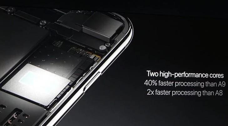 Toàn bộ thông tin về chip A10 Fusion của Apple hình 2