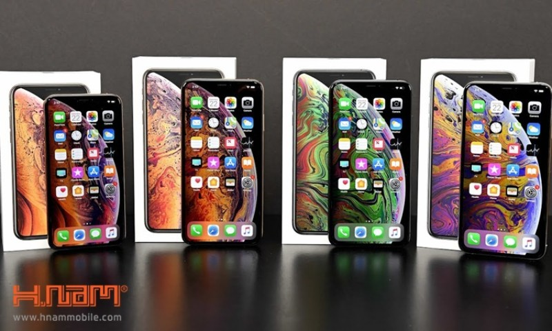 Khám phá 5 tính năng tuyệt vời của iPhone XS Max 512GB hình 2