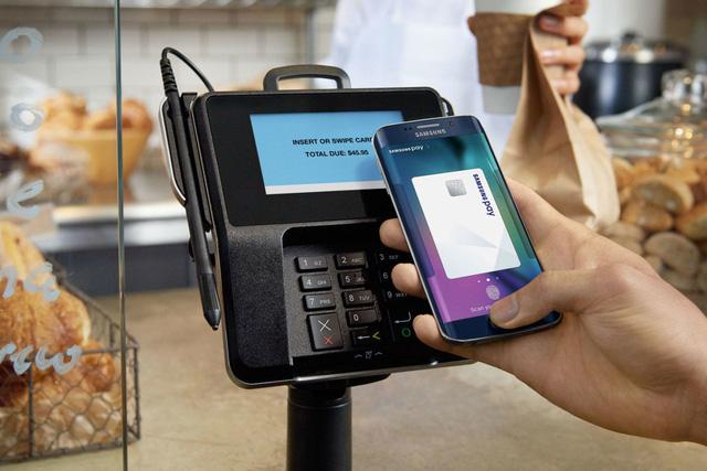 Tìm hiểu tính năng Samsung Pay trên smartphone Samsung hình 1