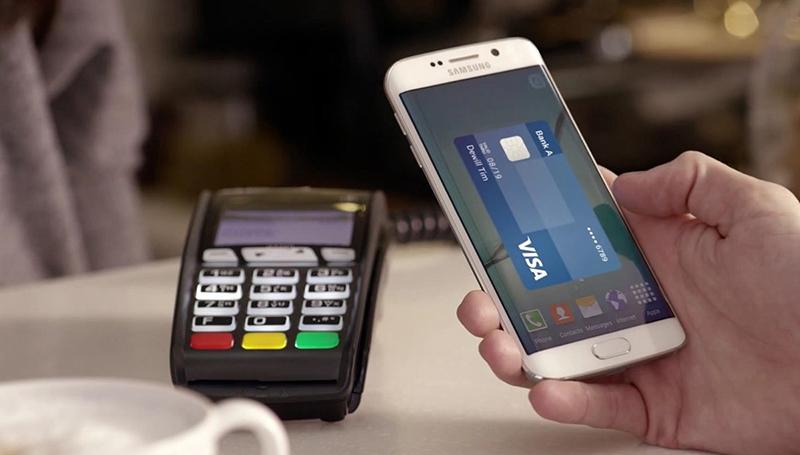 Tìm hiểu tính năng Samsung Pay trên smartphone Samsung hình 2