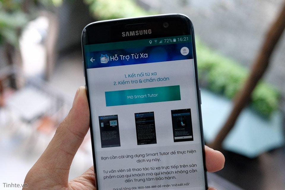 Tổng đài bảo hành điện thoại Samsung hình 4