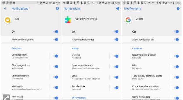 Tổng hợp những thay đổi đáng giá trên Android 8.0 Oreo hình 7