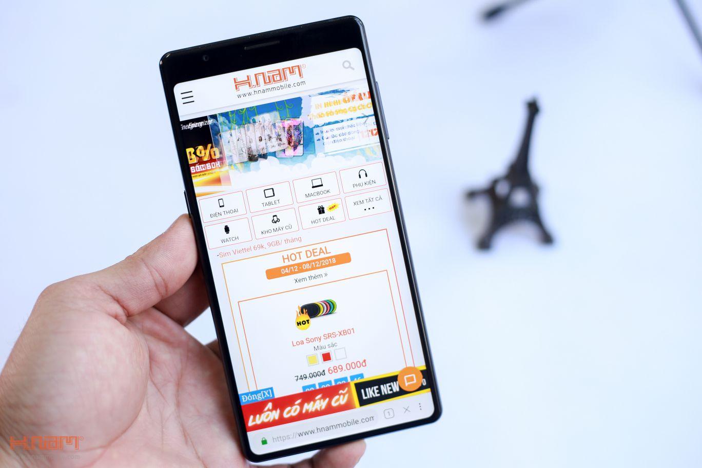 Trên tay Bphone 3: Chiếc smartphone tốt nhất của người Việt??? hình 13