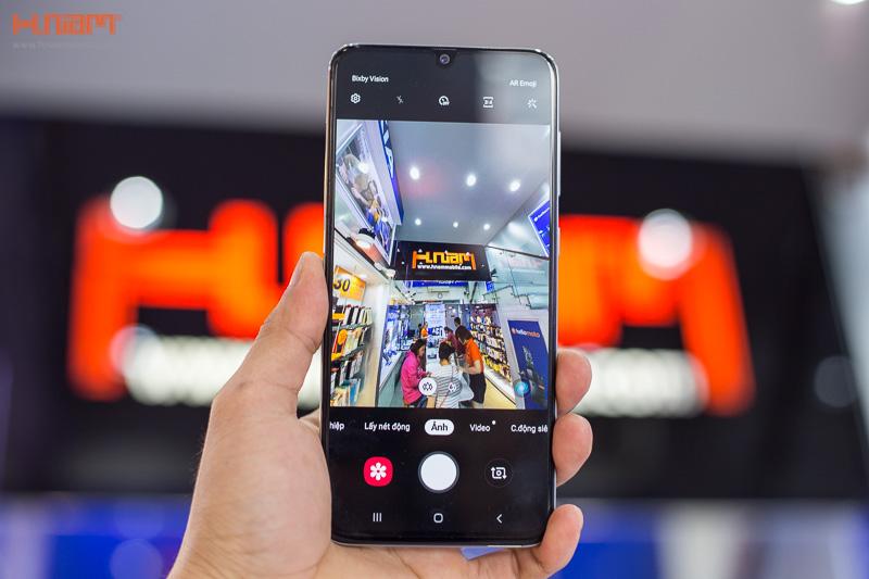 Trên tay Galaxy A70: bản nâng cấp toàn diện từ Galaxy A50 hình 10