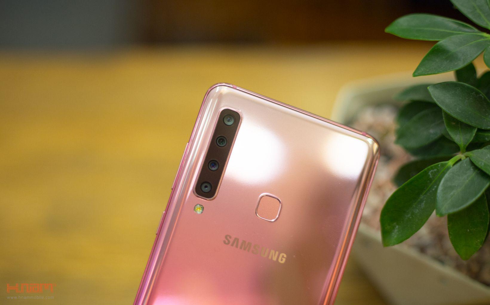 Trên tay Galaxy A9 2018: 4 camera chụp cả thế giới hình 8