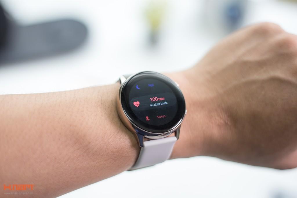 Đập hộp Galaxy Watch Active: có xứng đáng là chiếc smartwatch quốc dân? hình 15