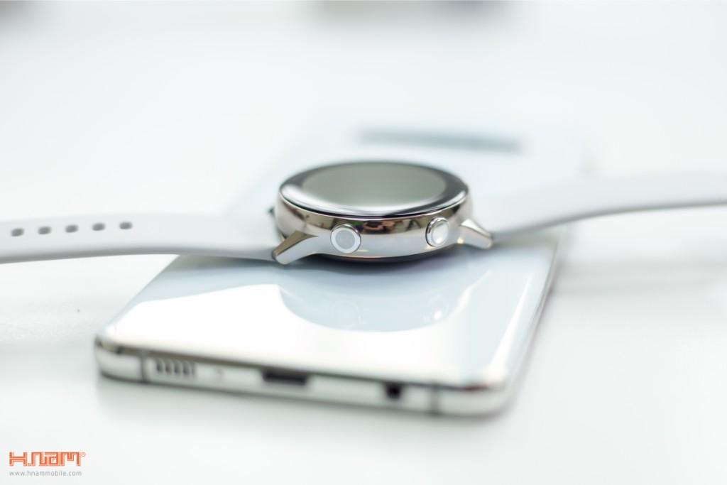 Đập hộp Galaxy Watch Active: có xứng đáng là chiếc smartwatch quốc dân? hình 6