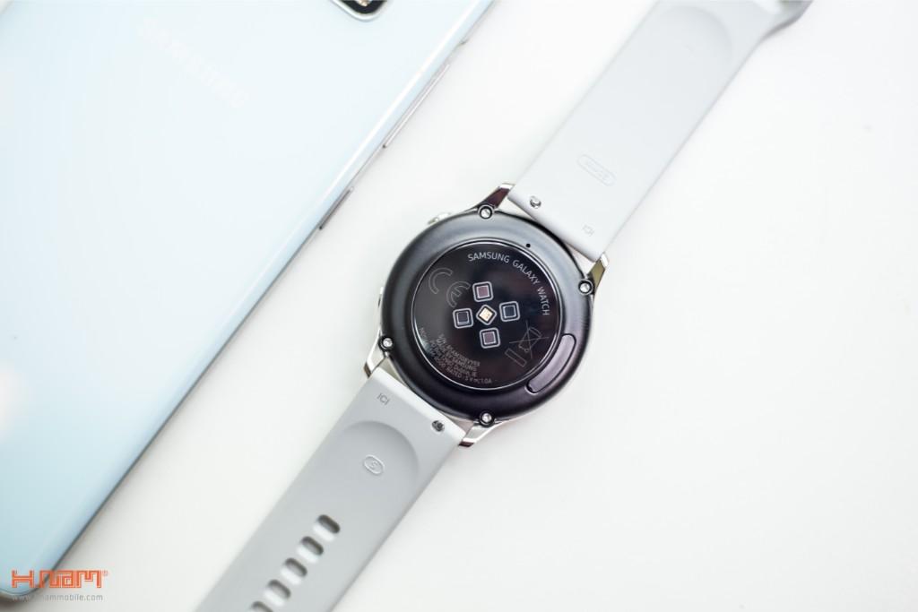 Đập hộp Galaxy Watch Active: có xứng đáng là chiếc smartwatch quốc dân? hình 7