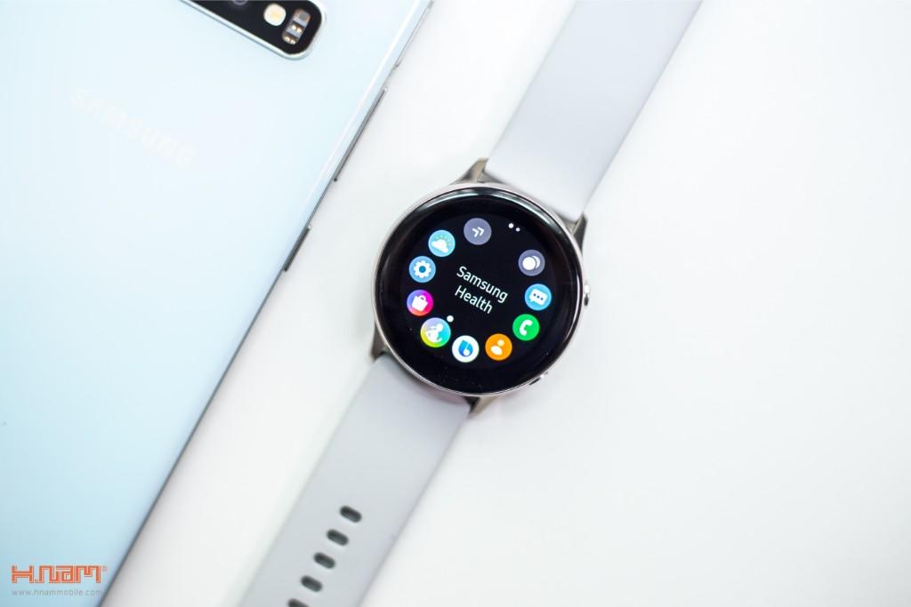 Đập hộp Galaxy Watch Active: có xứng đáng là chiếc smartwatch quốc dân? hình 1