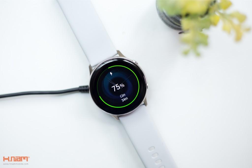 Đập hộp Galaxy Watch Active: có xứng đáng là chiếc smartwatch quốc dân? hình 11