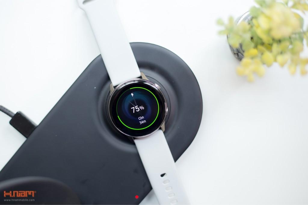 Đập hộp Galaxy Watch Active: có xứng đáng là chiếc smartwatch quốc dân? hình 13