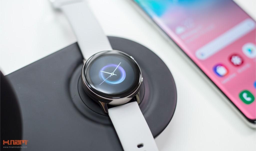 Đập hộp Galaxy Watch Active: có xứng đáng là chiếc smartwatch quốc dân? hình 5