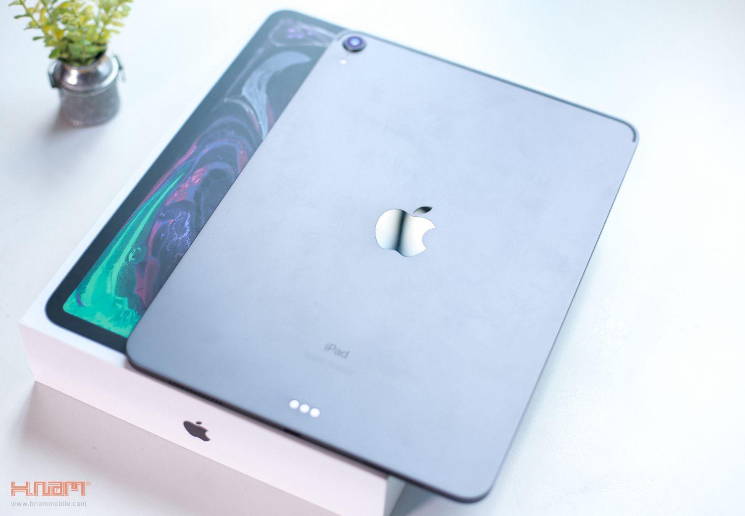 Trên tay iPad Pro 2018: Vẫn là chiếc tablet đáng sở hữu nhất hình 14