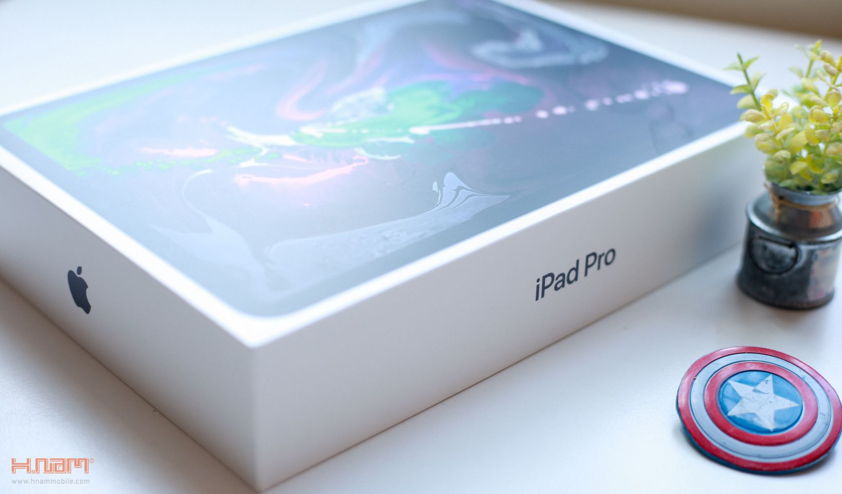 Trên tay iPad Pro 2018: Vẫn là chiếc tablet đáng sở hữu nhất hình 2