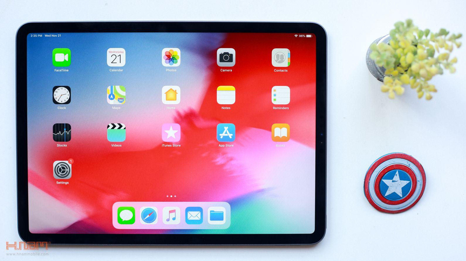 Trên tay iPad Pro 2018: Vẫn là chiếc tablet đáng sở hữu nhất hình 1