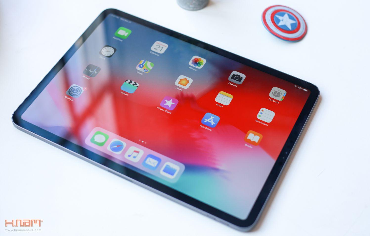 Trên tay iPad Pro 2018: Vẫn là chiếc tablet đáng sở hữu nhất hình 4