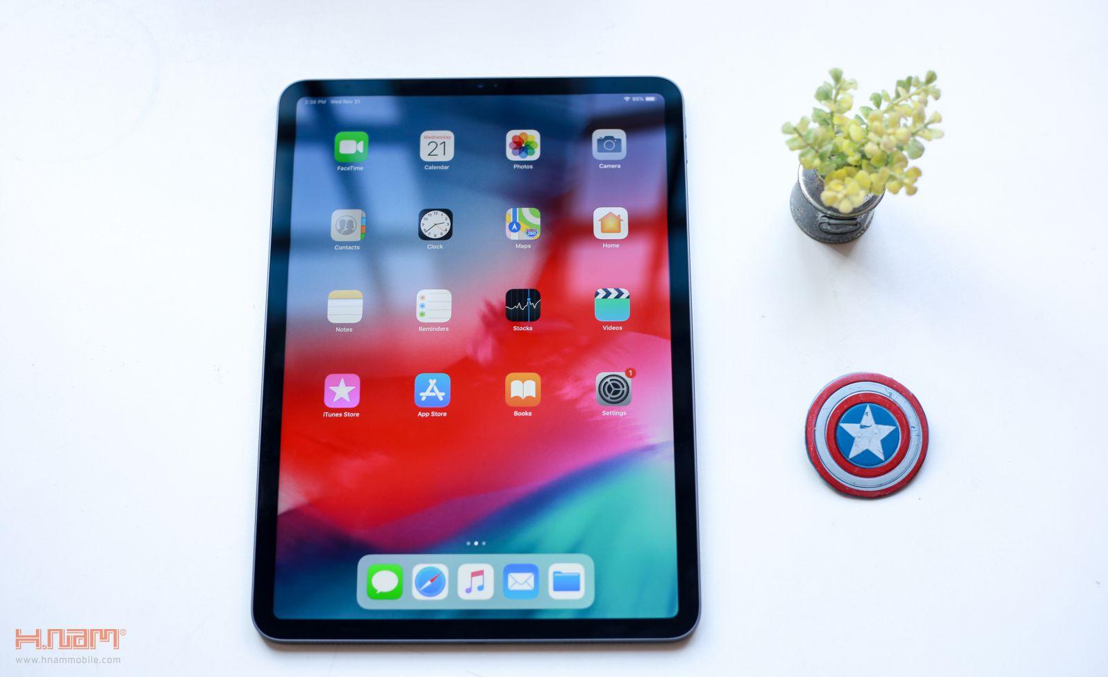 Trên tay iPad Pro 2018: Vẫn là chiếc tablet đáng sở hữu nhất hình 17