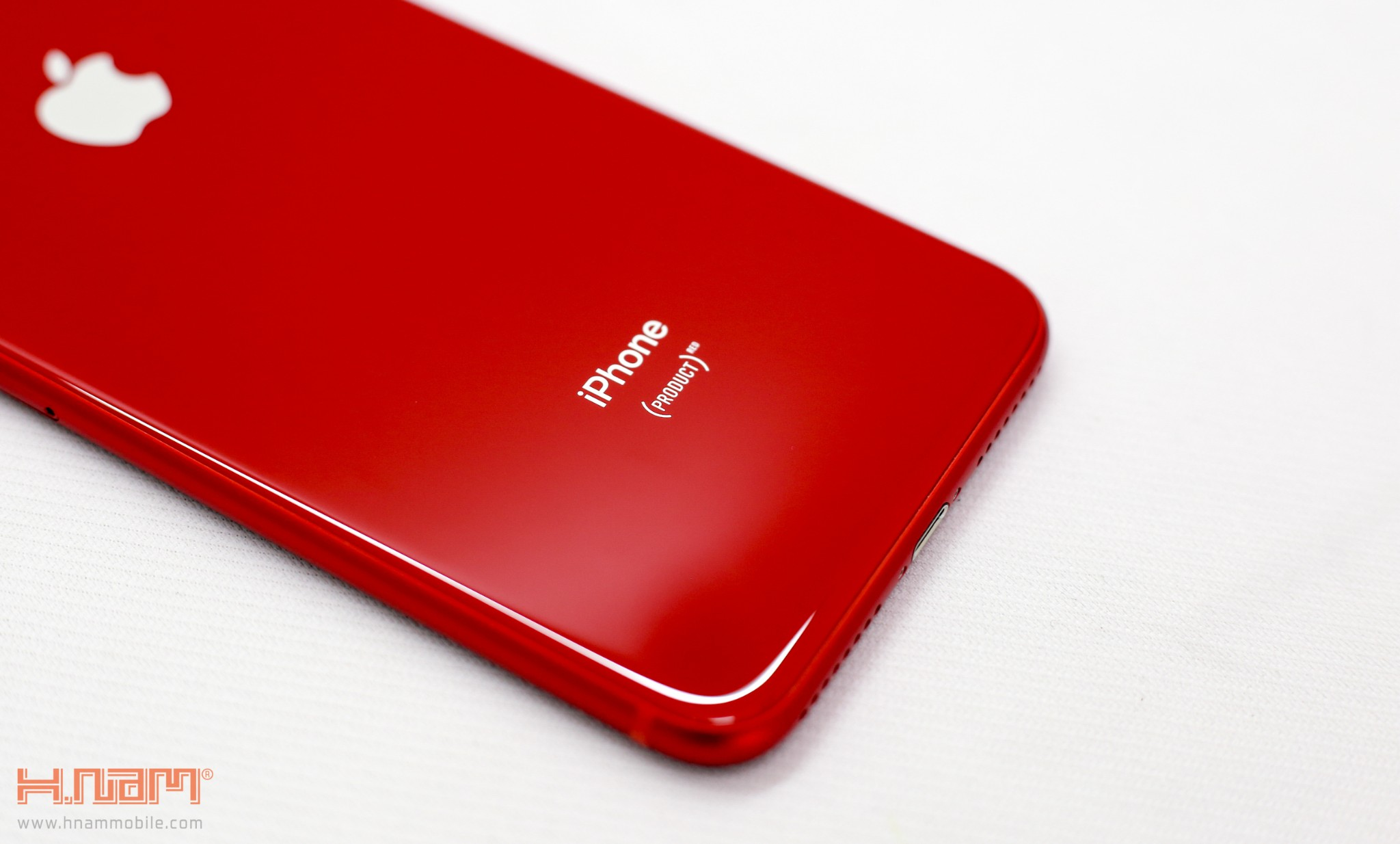 Đập hộp iPhone 8 Plus phiên bản Product Red: Nhìn là chỉ muốn sở hữu ngay! hình 14