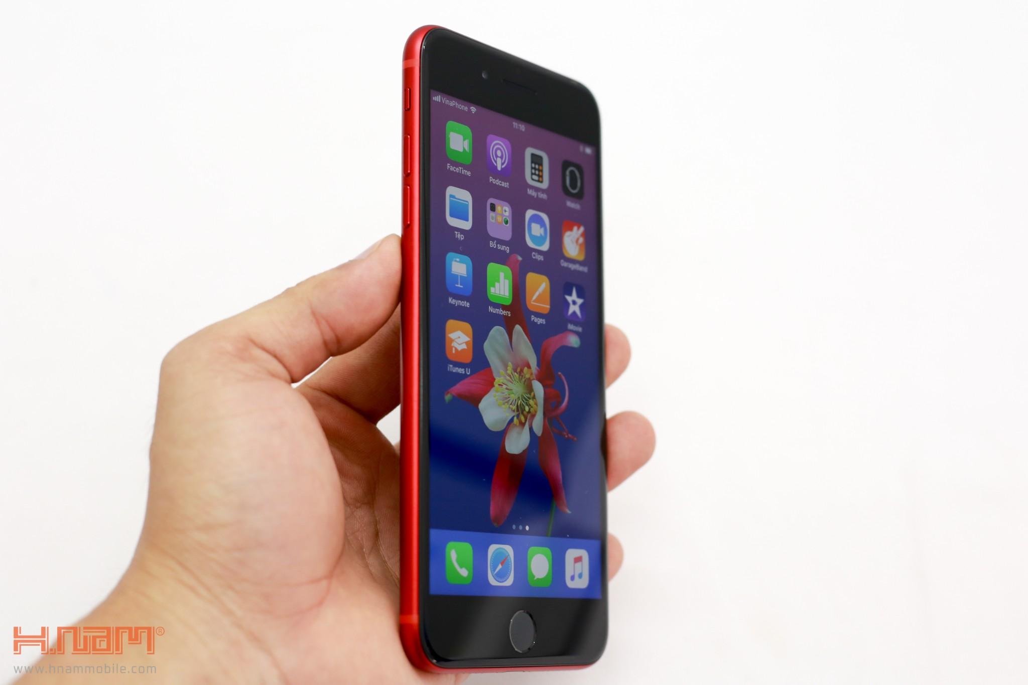 Đập hộp iPhone 8 Plus phiên bản Product Red: Nhìn là chỉ muốn sở hữu ngay! hình 16