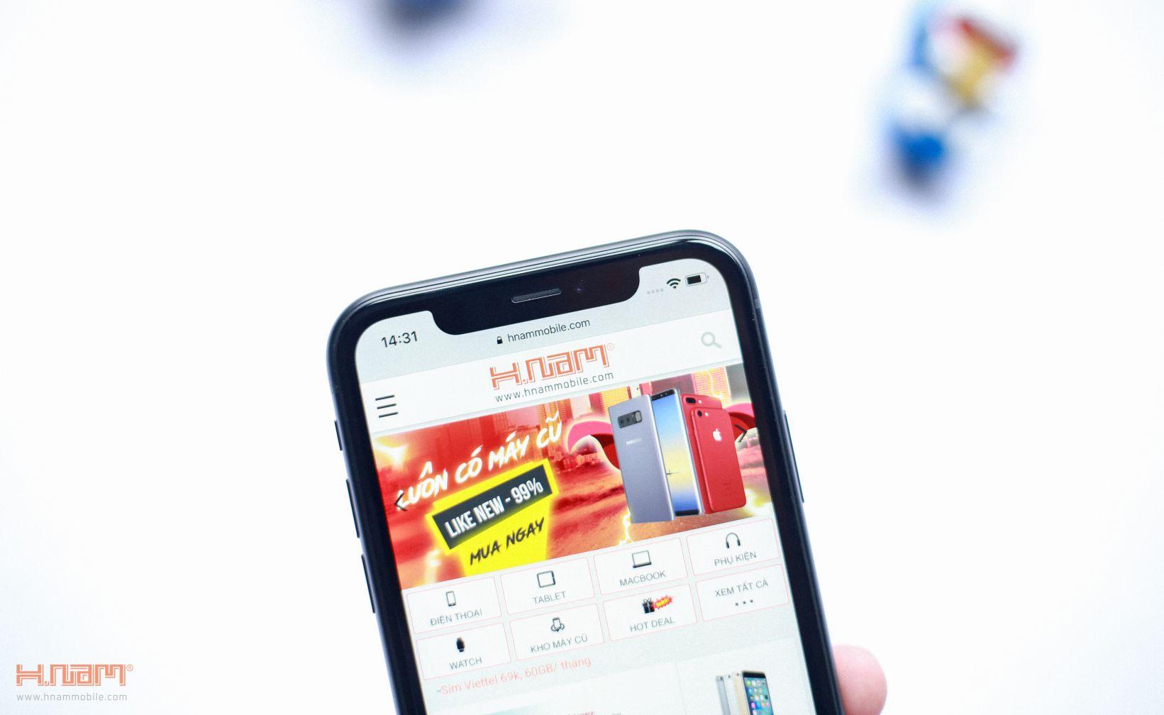 Trên tay iPhone Xr: định nghĩa mới của iPhone hình 5