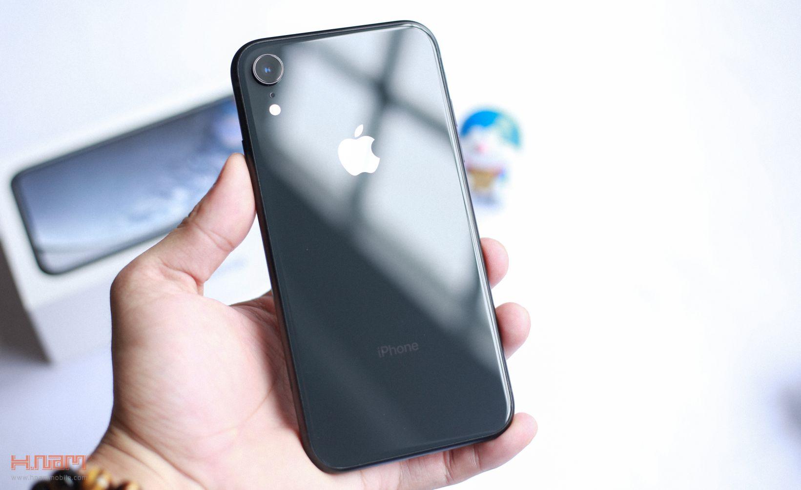 Trên tay iPhone Xr: định nghĩa mới của iPhone hình 4