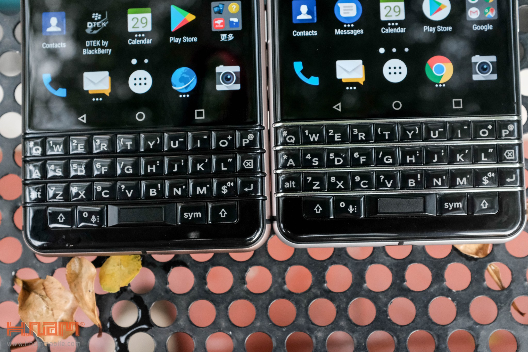 Trên tay Blackberry KEYone phiên bản màu Đồng cực chất! hình 20