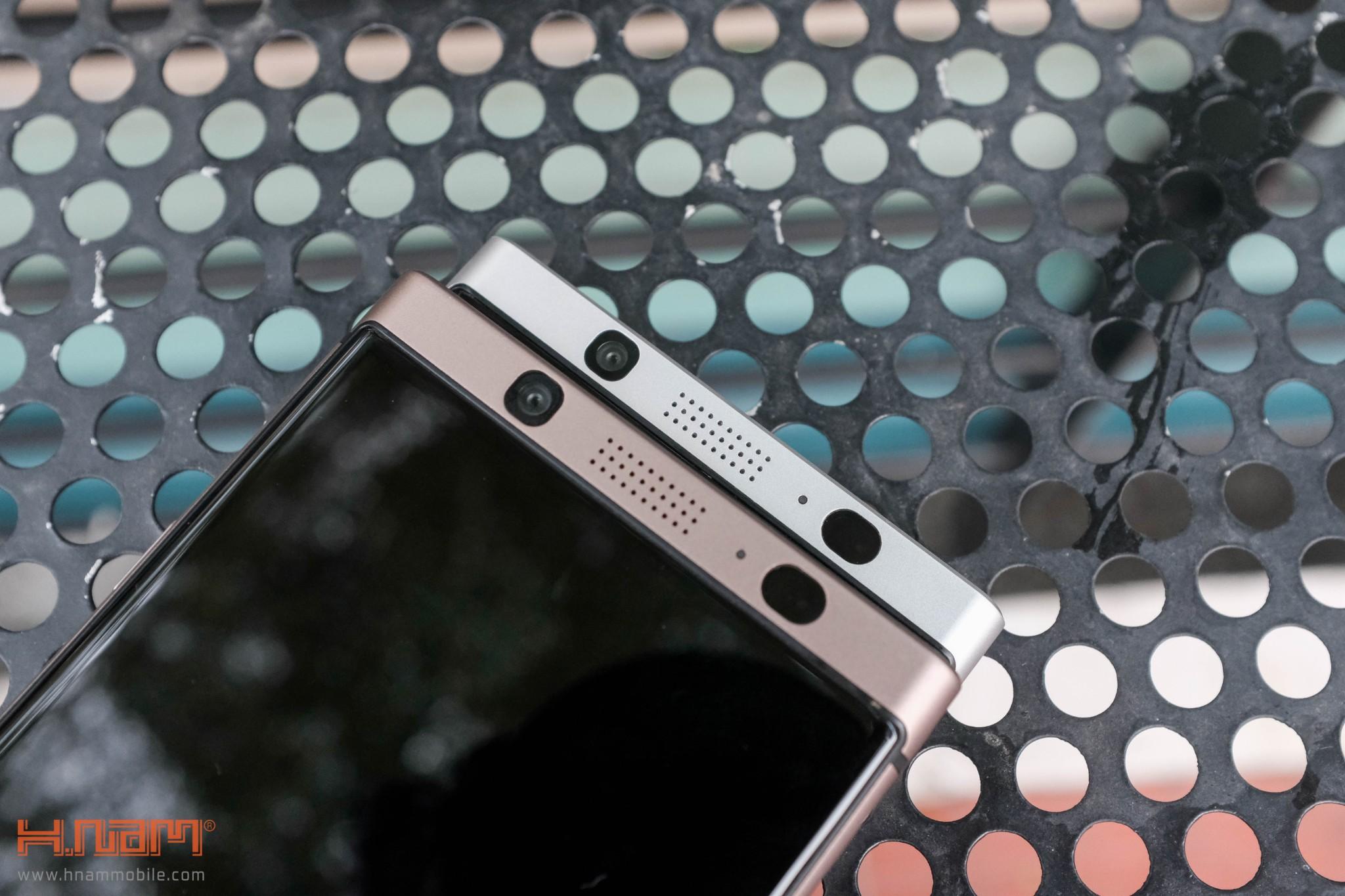 Trên tay Blackberry KEYone phiên bản màu Đồng cực chất! hình 22