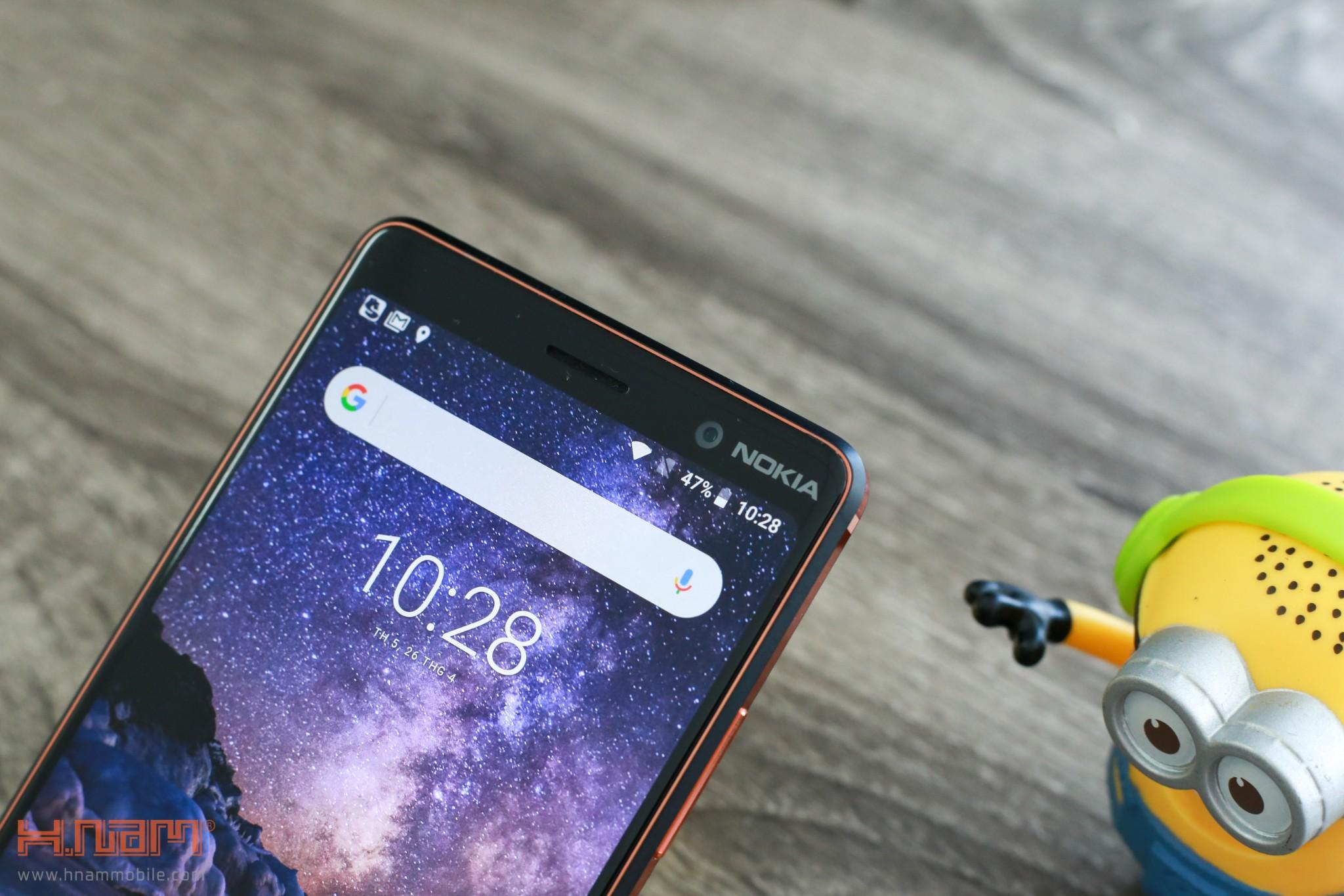 Trên tay Nokia 7 Plus: Smartphone Nokia đầu tiên có màn hình 18:9 hình 13