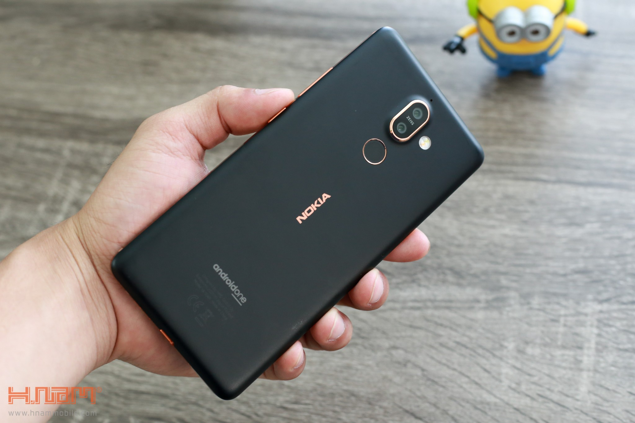 Trên tay Nokia 7 Plus: Smartphone Nokia đầu tiên có màn hình 18:9 hình 1