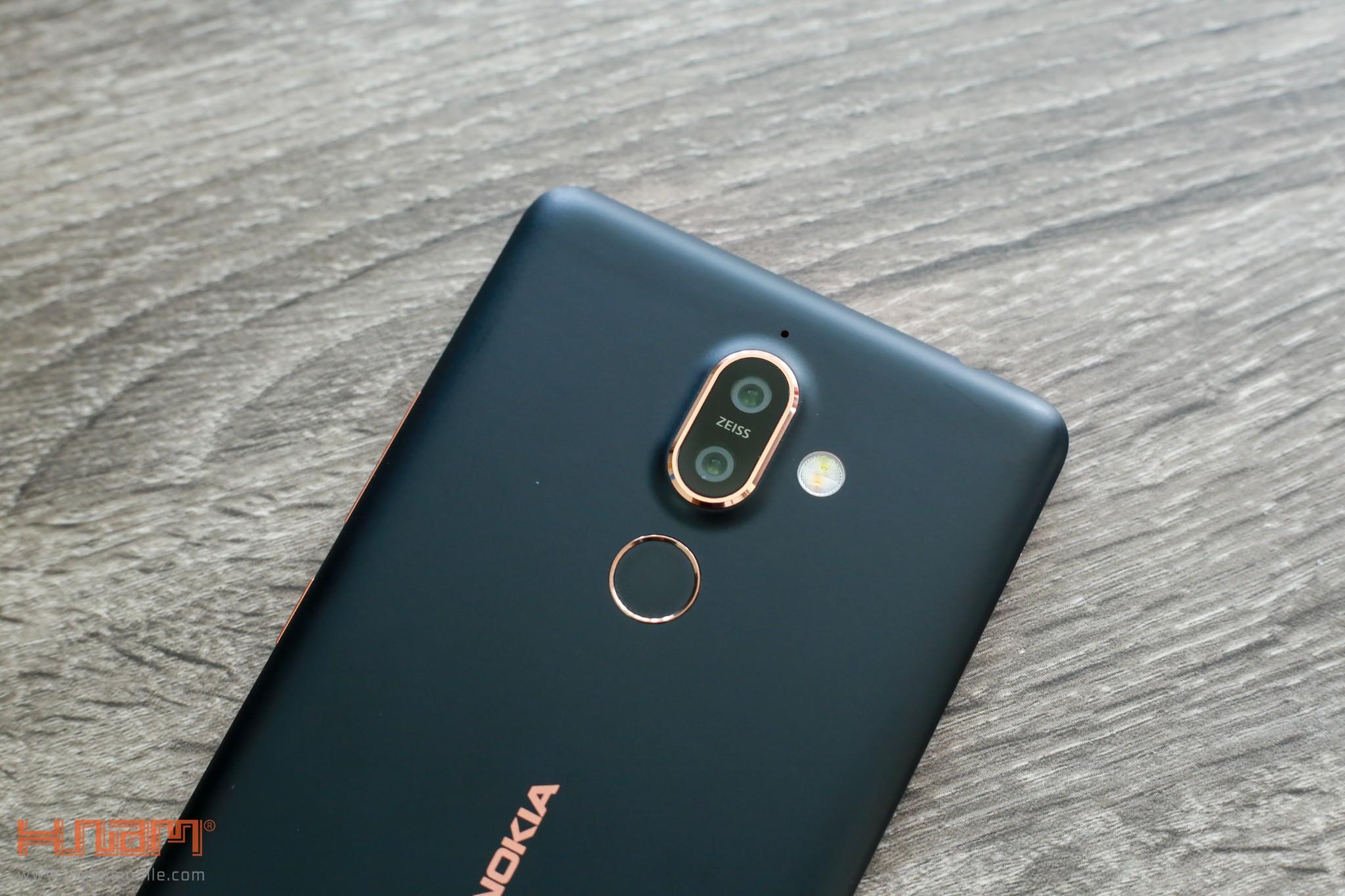 Trên tay Nokia 7 Plus: Smartphone Nokia đầu tiên có màn hình 18:9 hình 14