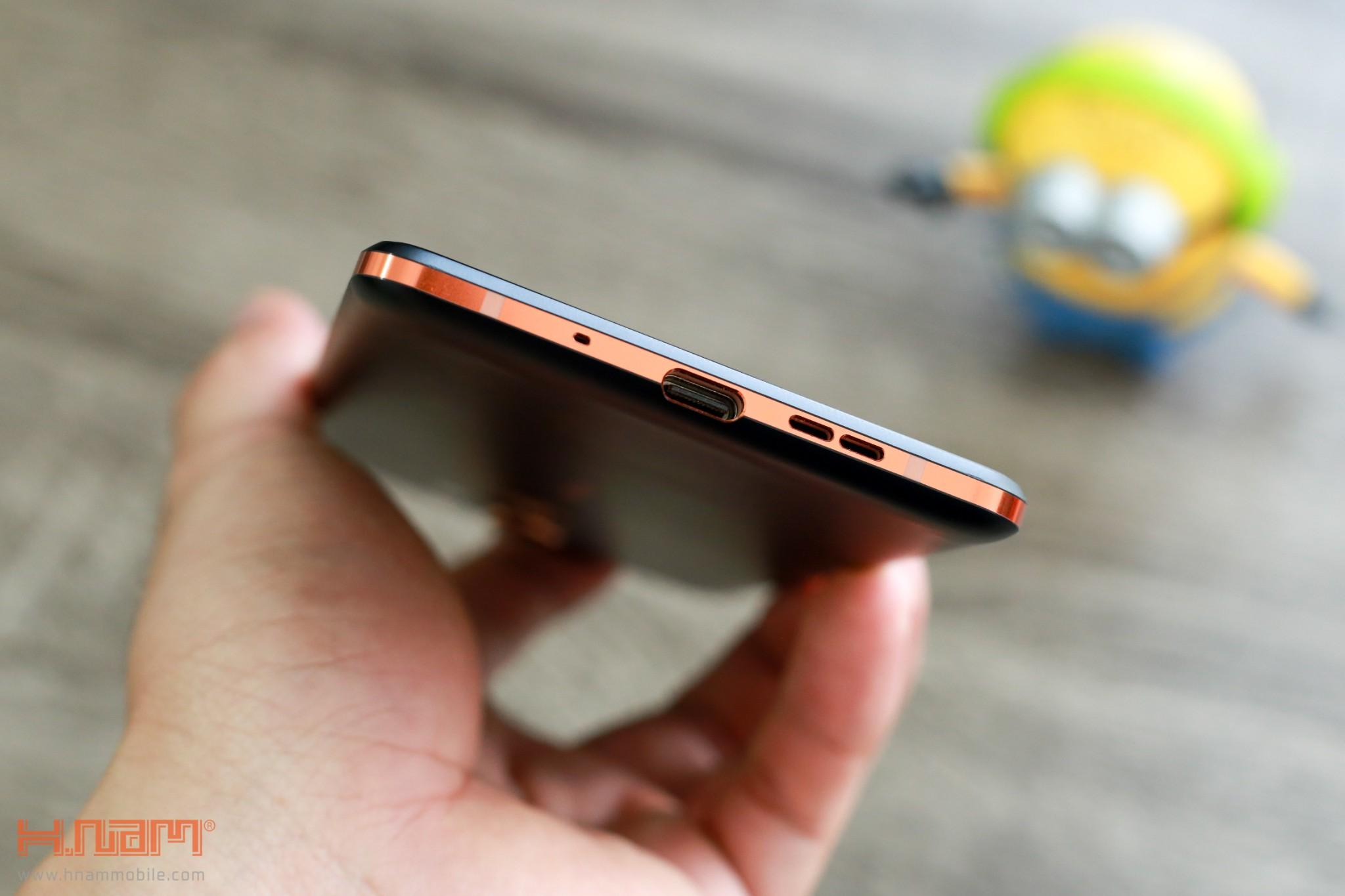 Trên tay Nokia 7 Plus: Smartphone Nokia đầu tiên có màn hình 18:9 hình 10