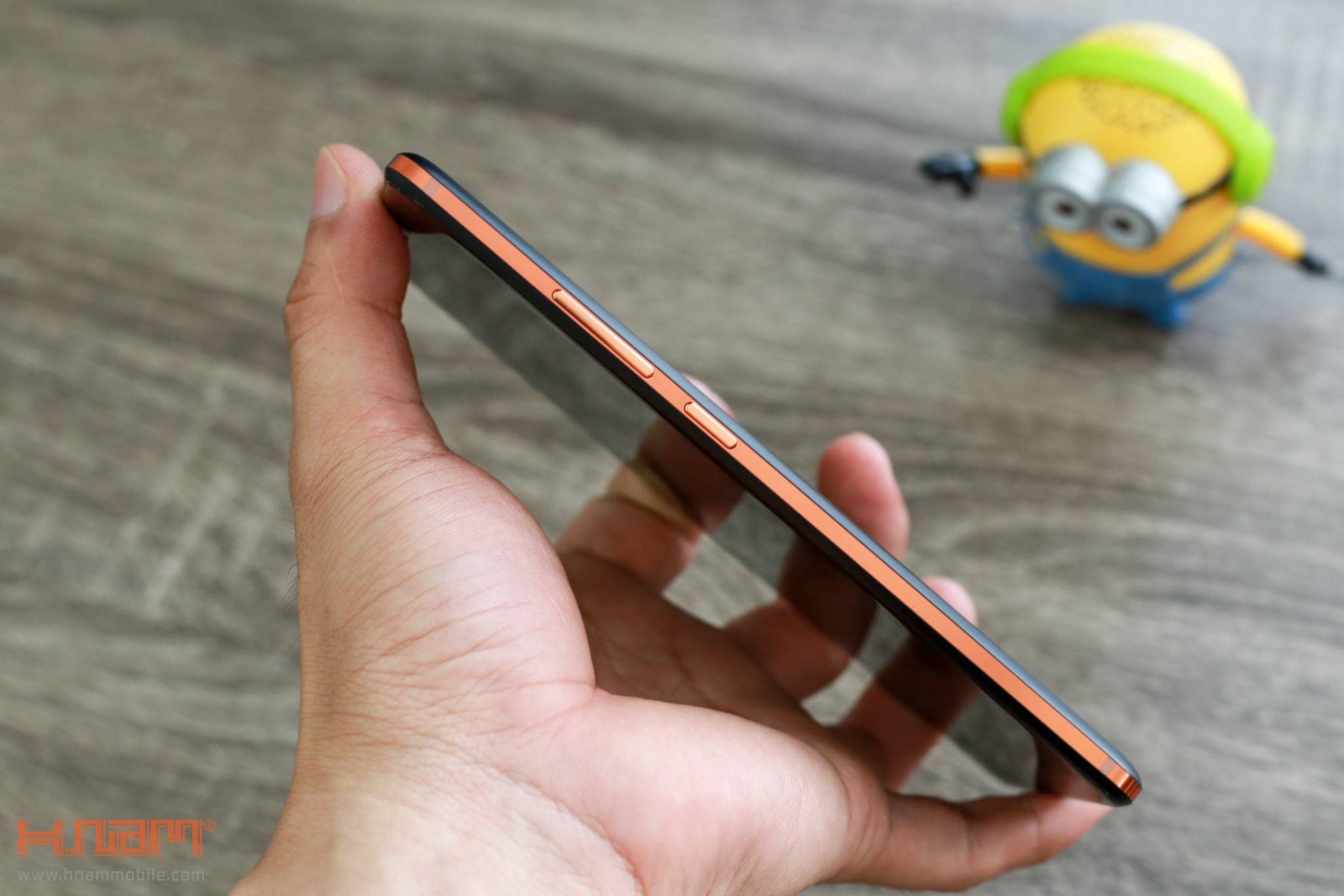Trên tay Nokia 7 Plus: Smartphone Nokia đầu tiên có màn hình 18:9 hình 6