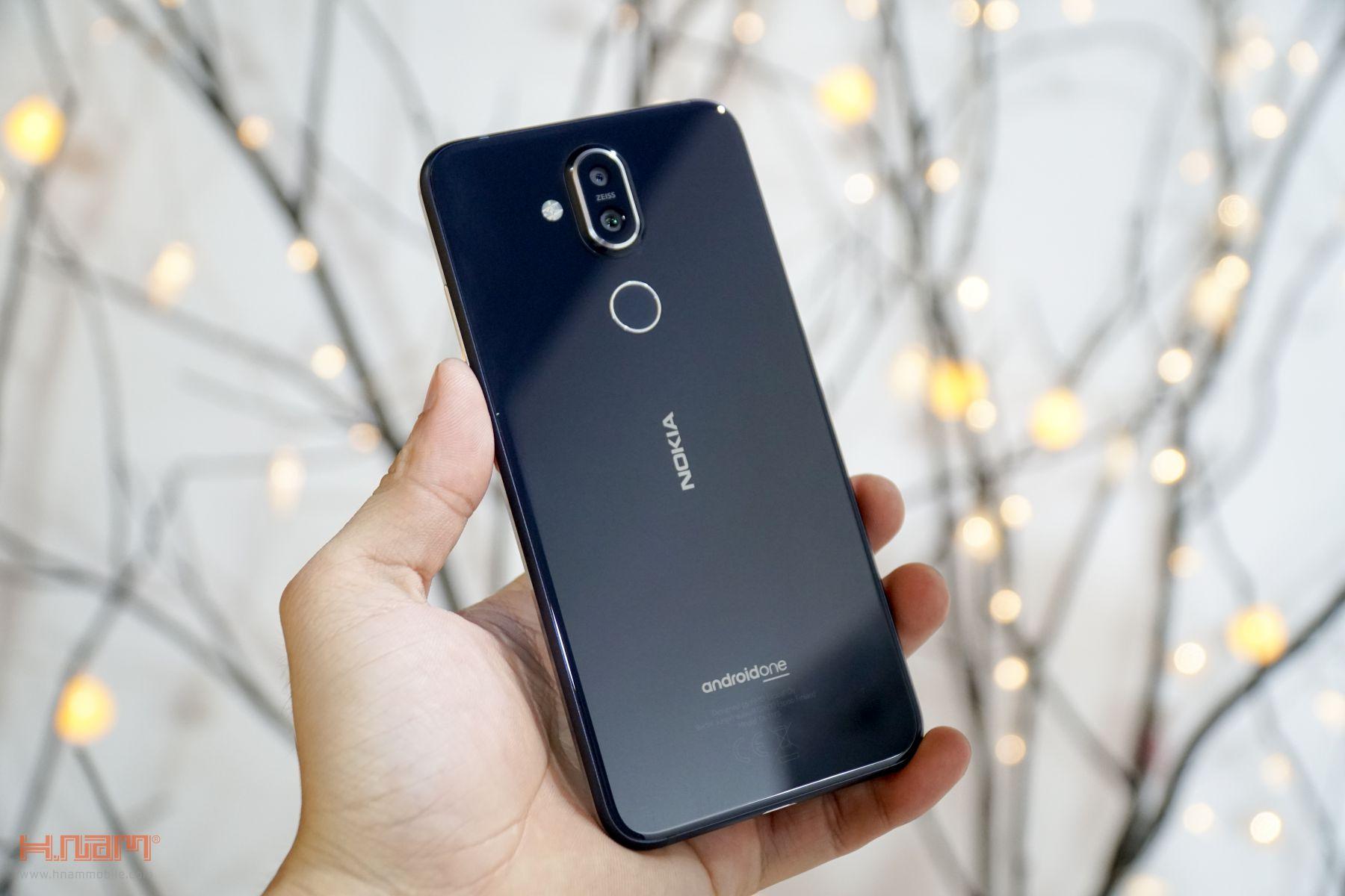 Trên tay Nokia 8.1: thiết kế chắc chắn, Snapdragon 710, Android 9.0 hình 1