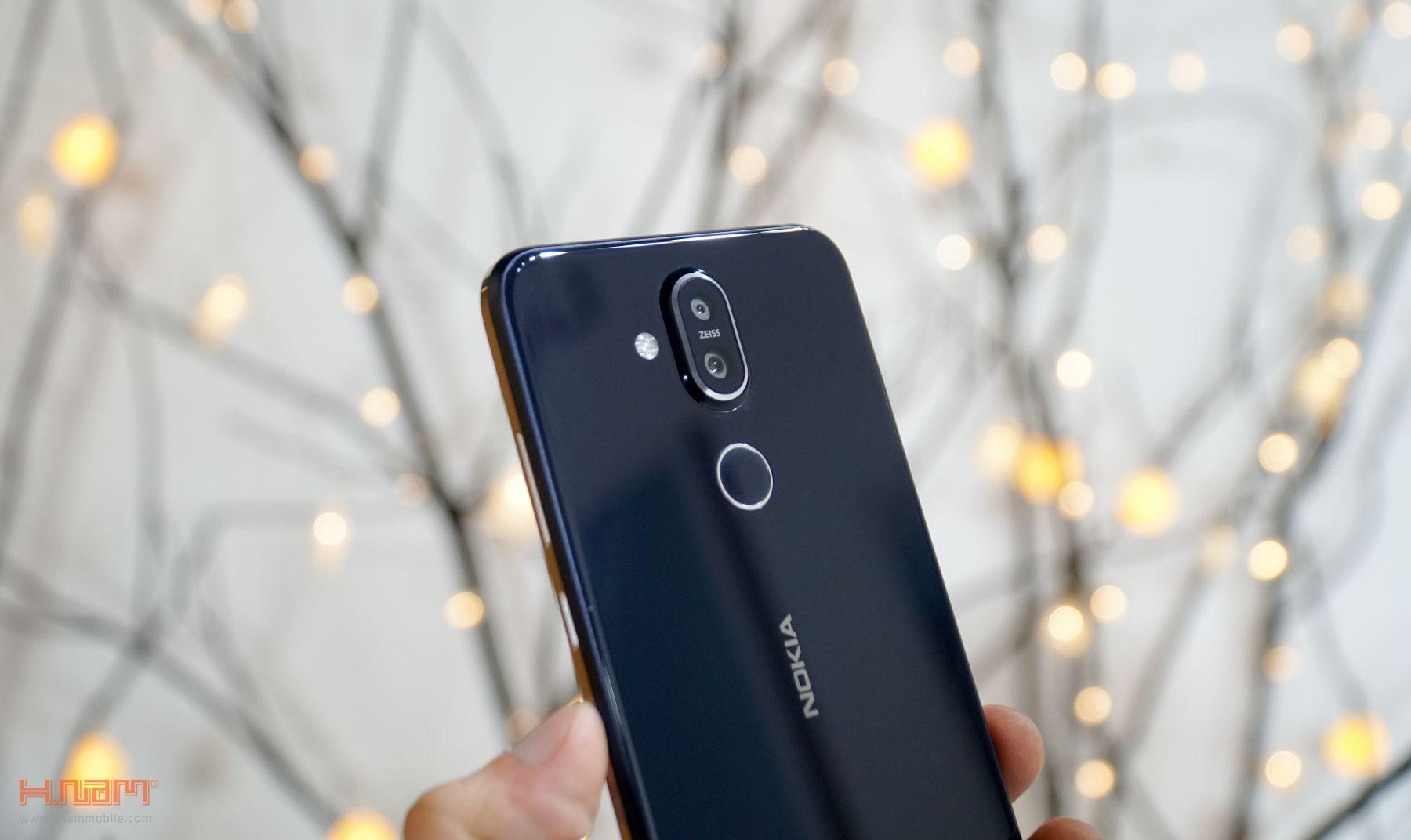 Trên tay Nokia 8.1: thiết kế chắc chắn, Snapdragon 710, Android 9.0 hình 4