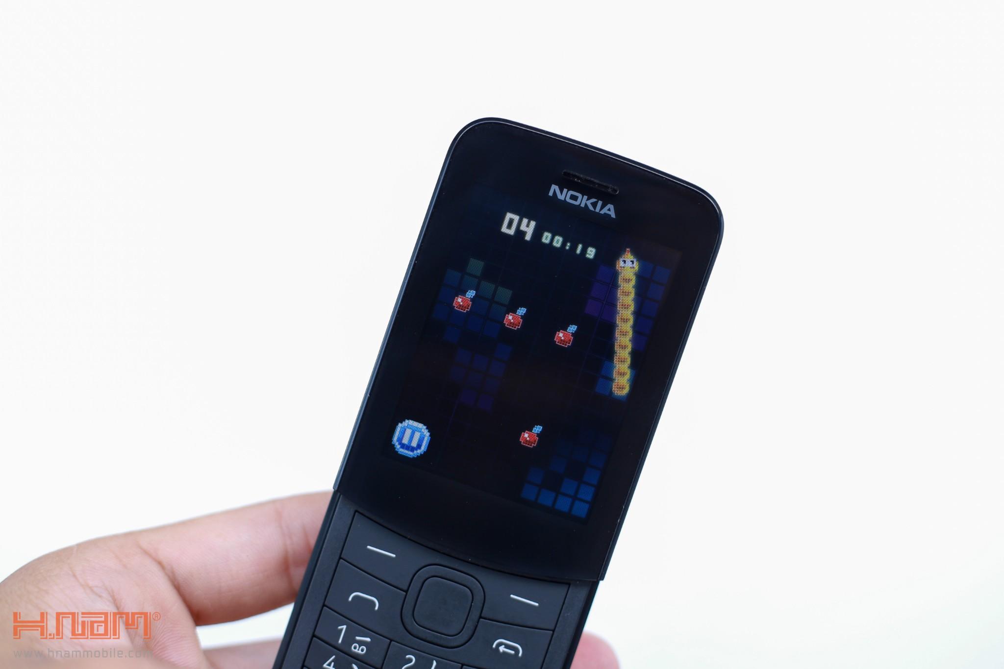 Trên tay Nokia 8110 chuối: Thiết kế siêu cute, phát 4G, giá 1.7 triệu đồng hình 12