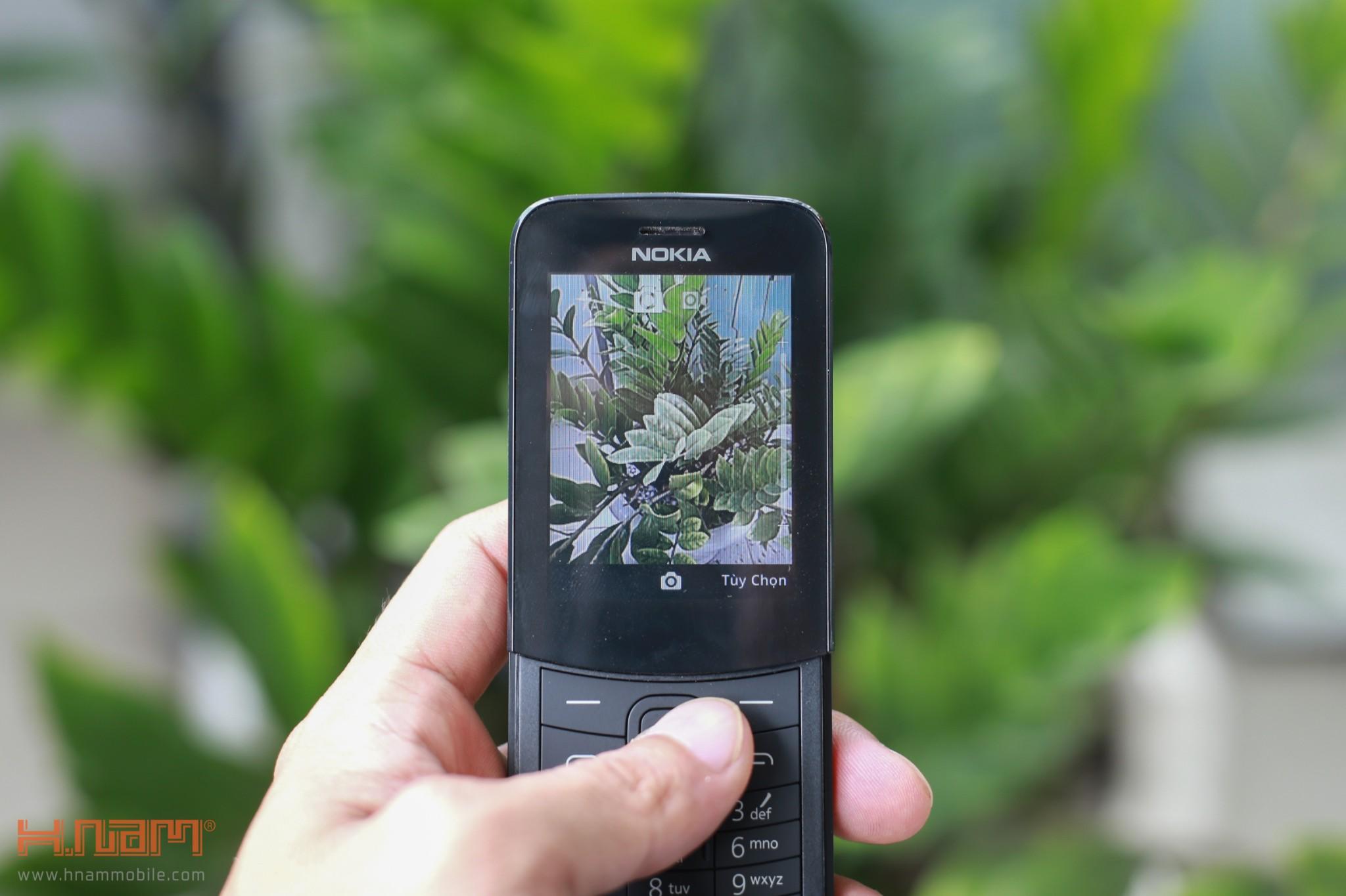 Trên tay Nokia 8110 chuối: Thiết kế siêu cute, phát 4G, giá 1.7 triệu đồng hình 9