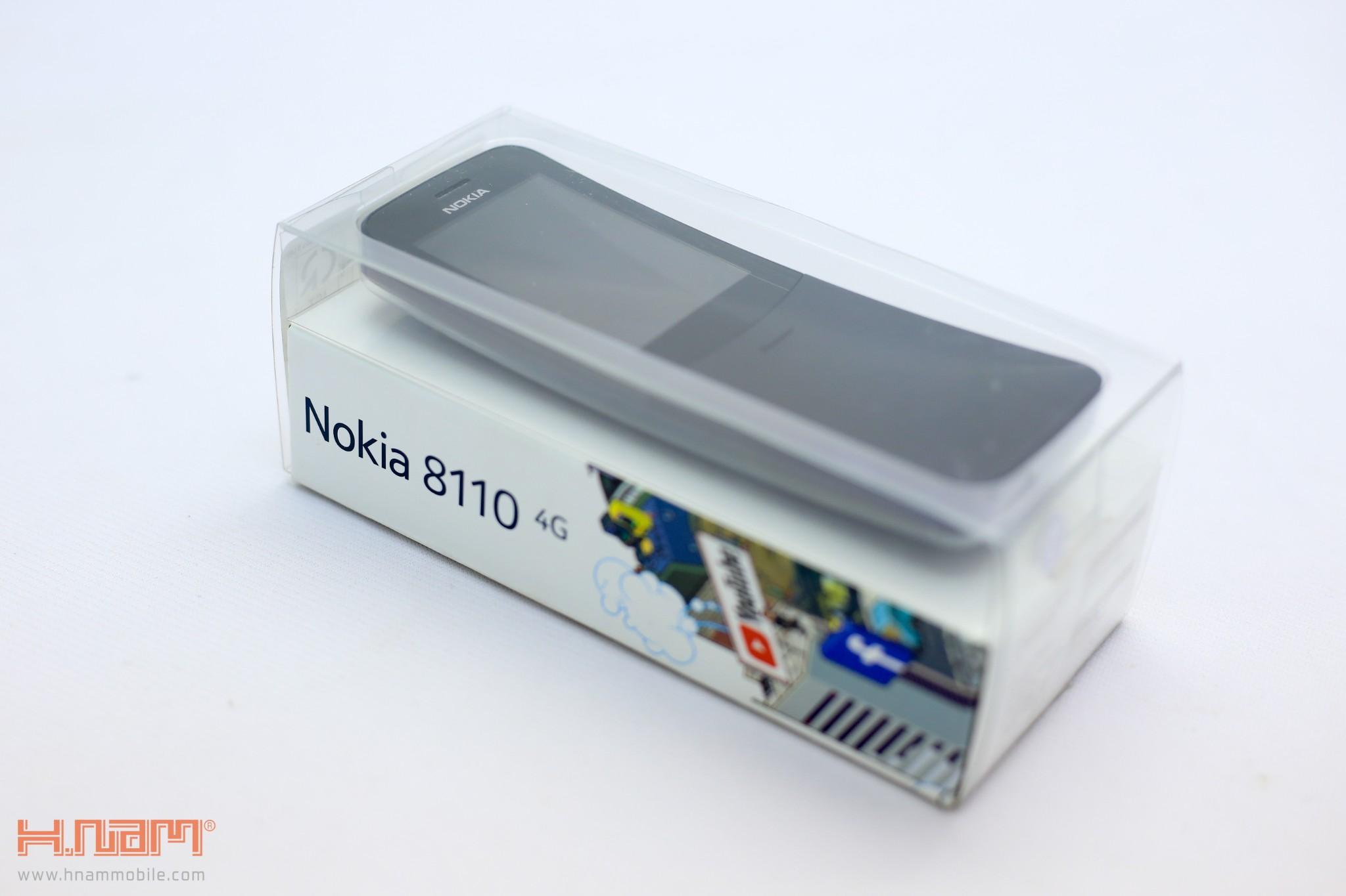 Trên tay Nokia 8110 chuối: Thiết kế siêu cute, phát 4G, giá 1.7 triệu đồng hình 2