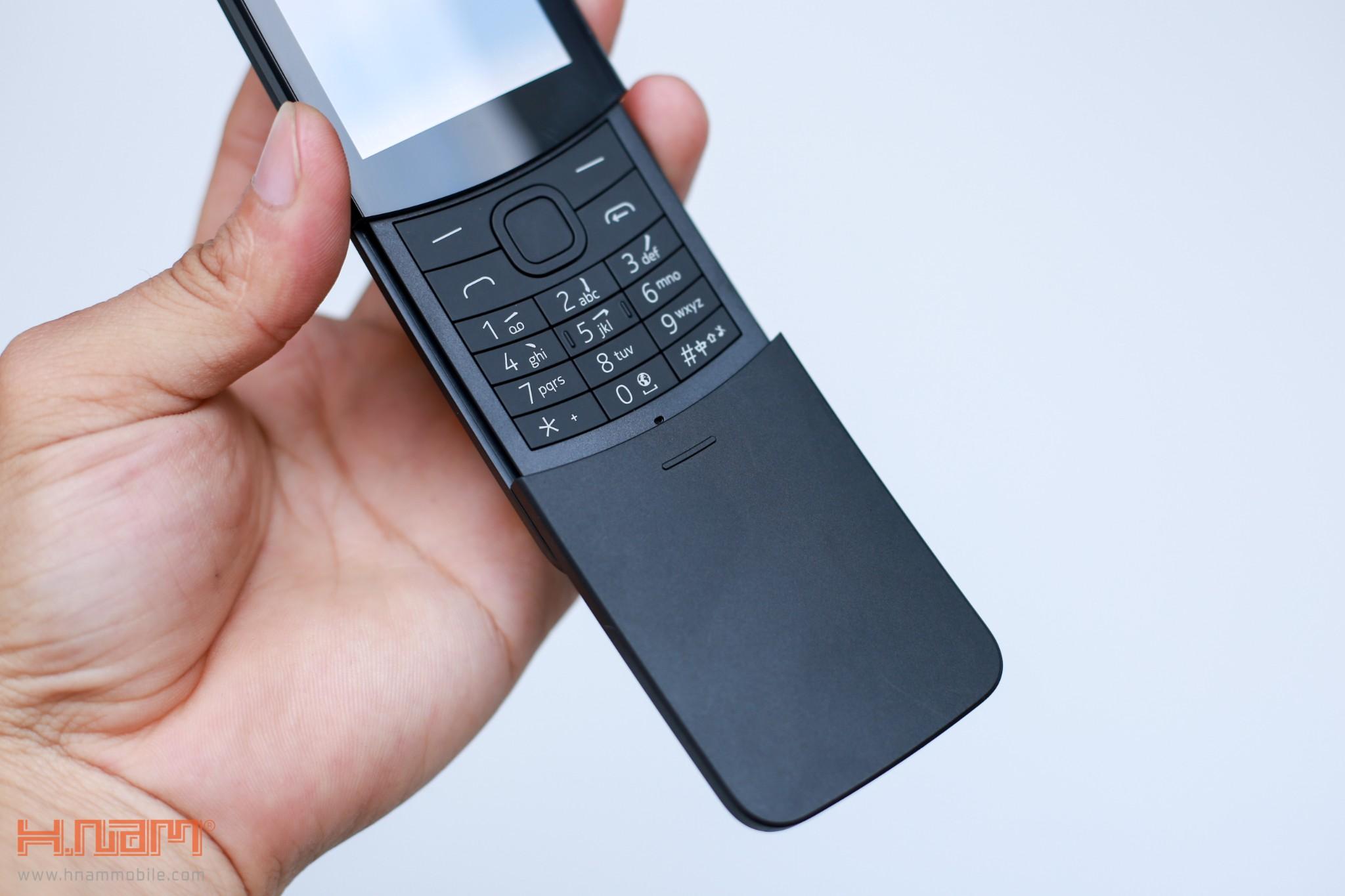 Trên tay Nokia 8110 chuối: Thiết kế siêu cute, phát 4G, giá 1.7 triệu đồng hình 5