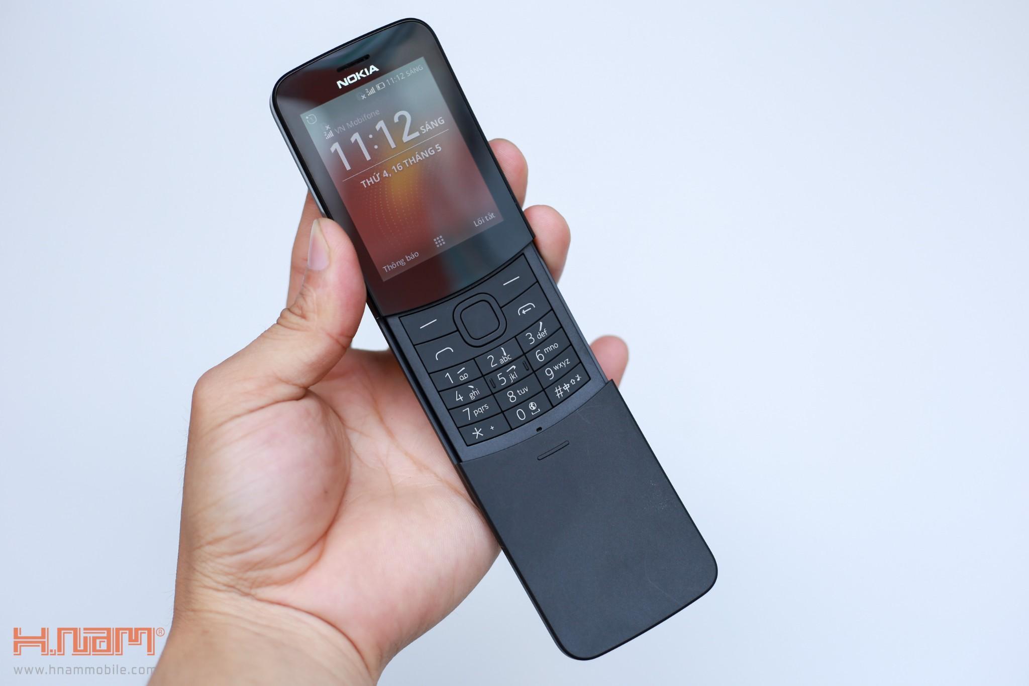 Trên tay Nokia 8110 chuối: Thiết kế siêu cute, phát 4G, giá 1.7 triệu đồng hình 1