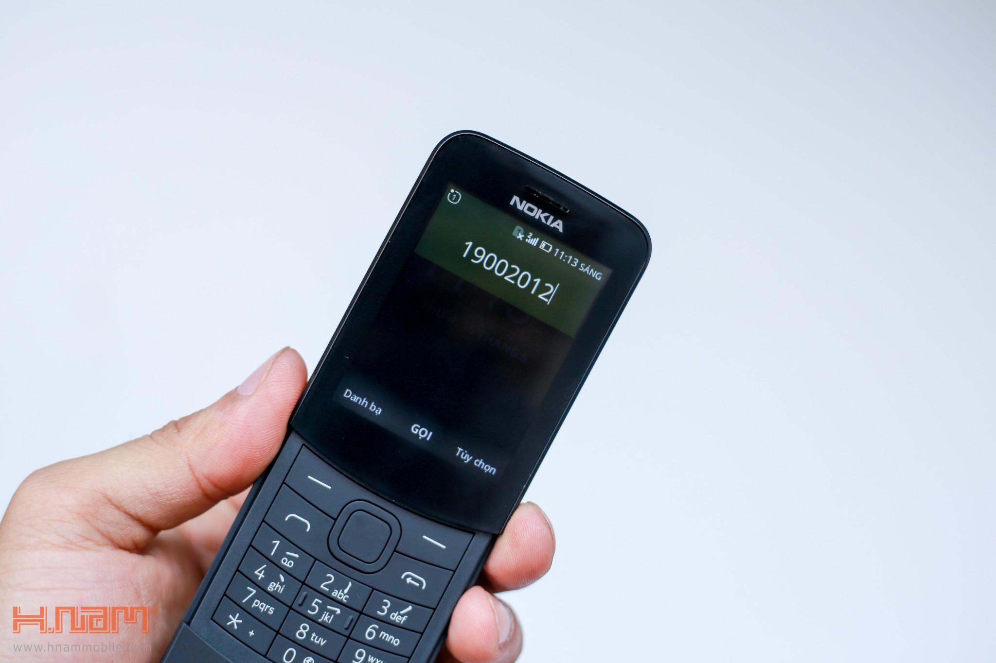 Trên tay Nokia 8110 chuối: Thiết kế siêu cute, phát 4G, giá 1.7 triệu đồng hình 13